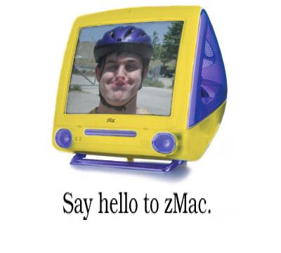 Say hello to zMac